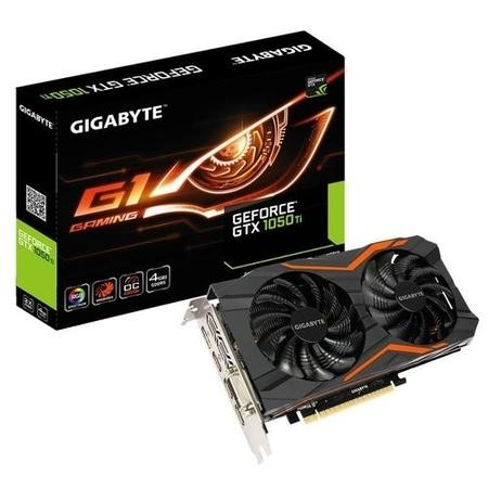Gigabyte G1 GAMING GeForce GTX 1050 Ti 4GB GDDR5 Graphics Card