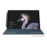 Microsoft Surface Pro Core i5-7300U 4GB 128GB SSD 12.3 Inch Windows 10 Convertible Tablet