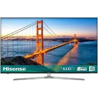 "Hisense H65U7AUK 65"" 4K Ultra HD HDR ULED Smart TV with Freeview HD and Freeview Play"