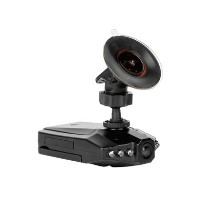 VIZ 720p HD car dashboard camera with  wide angle 2.5 Inch  colour screen