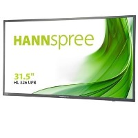 "HANNSPREE HL326UPB 31.5"" Full HD HDMI Monitor"