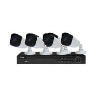 Hikvision HiWatch CCTV System - 8 Channel 4MP NVR with 6 x 4MP Bullet Cameras & 2TB HDD