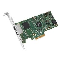 Intel Ethernet Server Adapter I350-T2 - Network adapter - PCI Express 2.1 x4 low profile - 1000Base-T x 2