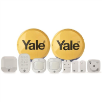 Yale Sync Smart Home Alarm Full Control Kit - works with Alexa
