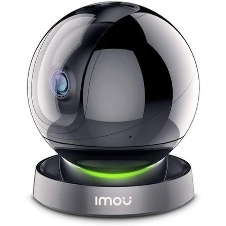 IMOU 1080p HD Ranger IQ WiFi Indoor Smart AI Camera - works with Google Assistant & Alexa