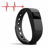 IQ Fitness Tracker with Heart Rate Monitor - compatible with Apple Health & Google Fit