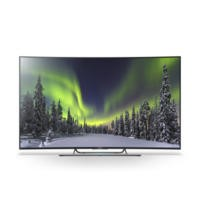 "GRADE A1 - Sony KD55S8505CBU 55"" 4K Ultra HD 3D Curved LED Smart TV"