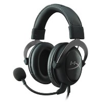 HyperX Cloud II - Pro Gaming Headset Gun Metal