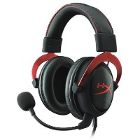 HyperX Cloud II - Pro Gaming Headset Red