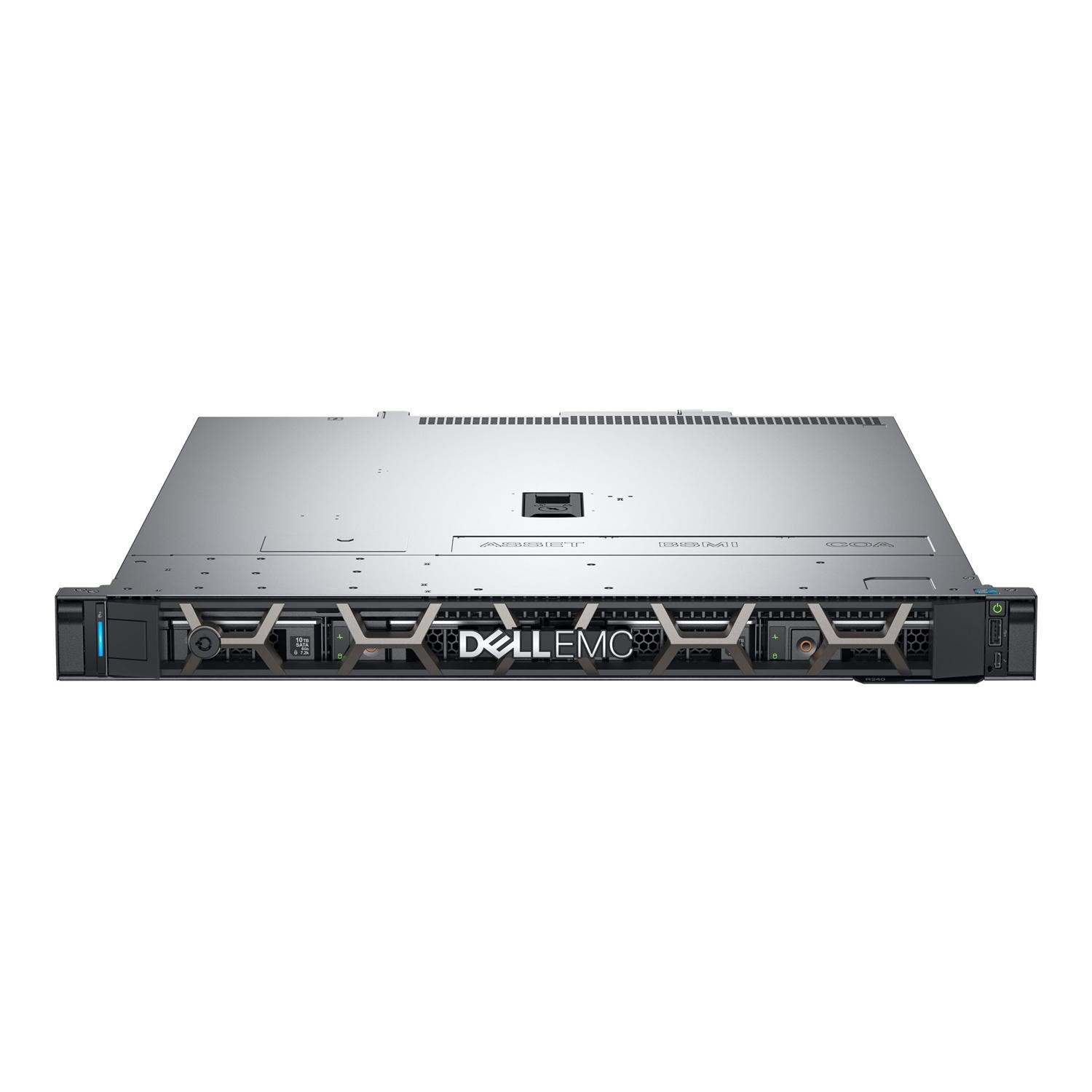 Computers & Accessories Servers Dell PowerEdge T340 LFF 8-Bay ...