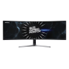 "Samsung C49RG90 49"" QLED Ultra Wide Dual QHD Curved Gaming Monitor"