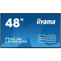 "Iiyama LE4840S-B1 48"" Full HD Large Format Display"