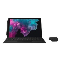 Microsoft Surface Pro 6 Core i5-8350U 8GB 256GB SSD 12.3 Inch Windows 10 Pro Tablet - Black