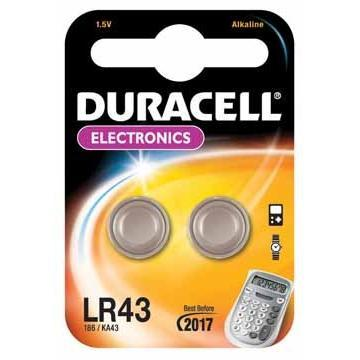Duracell 1.5V Cell Battery 1 x 2 Pack