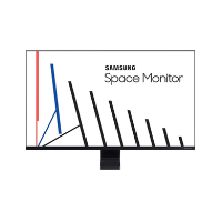 "Refurbished Samsung S27R750 27"" VA WQHD HDMI Space Monitor"