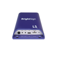 LS424 Standard I/O Full HD Media Player