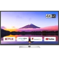 GRADE A1 Refurb JVC LT-55C870 LED SMART 4K HDR TV