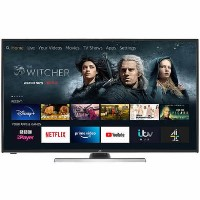 "Grade A1 JVC LT-55CF890 Fire TV Edition 55"" Smart 4K Ultra HD HDR LED TV with Amazon Alexa"