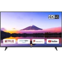 "GRADE A1 - JVC LT-65C880 65"" 4K Ultra HD Smart HDR LED TV with 1 Year Warranty"