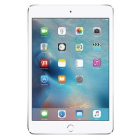 Apple iPad Mini 4 128GB Wi-Fi & Cellular 3G/4G Tablet - Silver