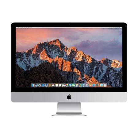 "Refurbished Apple iMac Core i5 8GB 2TB 27"" All-In-One PC With Retina 5K Display"