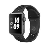 Apple Watch Series 3 Nike+ GPS 38mm Space Grey Aluminium Case with Anthracite/Black Sport Band