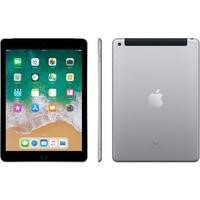 New Apple iPad Cellular 32GB IPS 9.7 Inch iOS 11 Tablet - Space Grey
