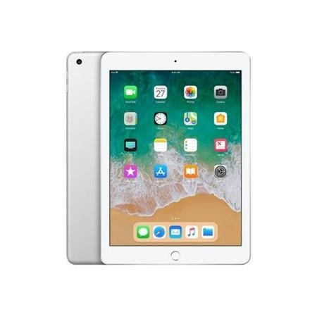 MR7K2B/A Apple iPad Wi-Fi 6th Gen 128GB 9.7 Inch Tablet - Silver