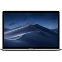 Apple MacBook Pro Core i7 16GB 256GB SSD 15.4 Inch Radeon Pro 555X Touch Bar Laptop - Space Grey