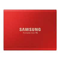 Samsung T5 1TB Ext SSD Red