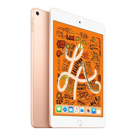 Apple iPad Mini 2019 Wi-Fi 64GB 7.9 Inch Tablet - Gold