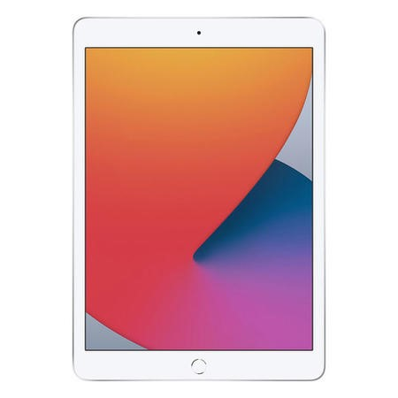 "Apple iPad 10.2"" 128GB 2020 - Silver"