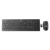 HP Business Slim Wireless Keypad & Mouse Set