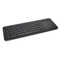 Microsoft Wireless All-in-One Media Keyboard