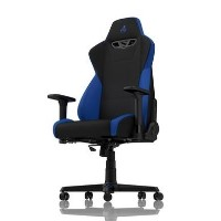 Nitro Concepts S300 Fabric Gaming Chair in Galactic Blue