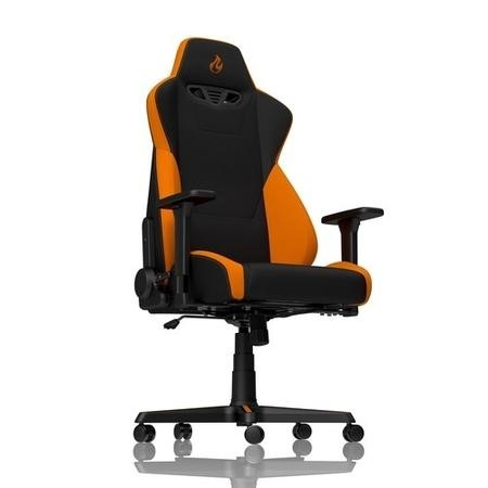 Nitro Concepts S300 Fabric Gaming Chair in Horizon Orange