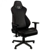 Nitro Concepts S300 EX Gaming Chair - Carbon Black
