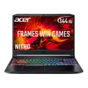 NH.Q7PEK.002 Acer Nitro 5 Core i7-10750H  8GB 512GB SSD 15.6 Inch Full HD 144Hz GeForce GTX 1660Ti  Windows 10 Gaming Laptop