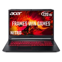 Acer Nitro 5 Core i5-10300H 8GB 512GB SSD GeForce GTX 1650 17.3 Inch Full HD 120Hz Windows 10 Gaming Laptop