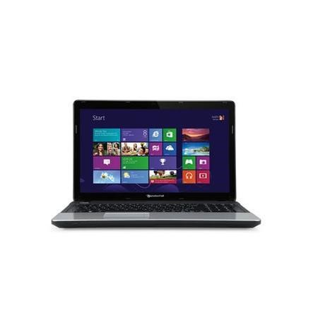 Packard Bell TE11 Windows 8 Laptop in Black & Silver