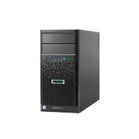 HPE ProLiant ML30 Gen 9 E3-1220v6 - 8GB-U - 350W PS - DVD - Tower Server
