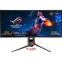 "Asus PG349Q 34"" IPS UWQHD Curved Monitor"