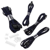 Phanteks Extension Cable Combo Kit S-Pattern - Black/Blue