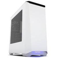 Phanteks Eclipse P400 Midi Tower Case - White Window