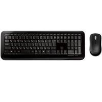 Microsoft Wireless Desktop 850 - Keyboard and mouse set - 2.4 GHz - English - United Kingdom