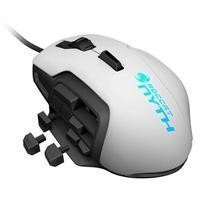 Roccat Nyth Modular MMO Laser Gaming Mouse in White