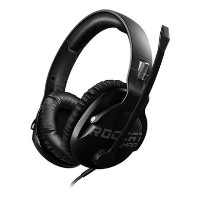 KHAN PRO - Competitive High Resolution Gaming Headset, black