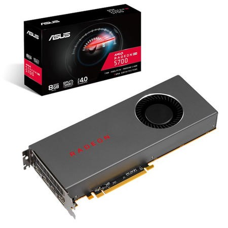 ASUS Radeon RX 5700 8GB GDDR6 Graphics Card