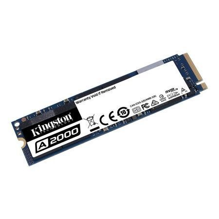 Kingston 500G SSD A2000 M.2 NVMe