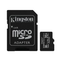 Kingston Canvas Select Plus 32GB UHS-I Micro SD Memory Card + SD Adapter